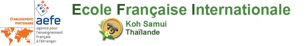 Ecole Française Internationale de Koh Samui (AEFE)